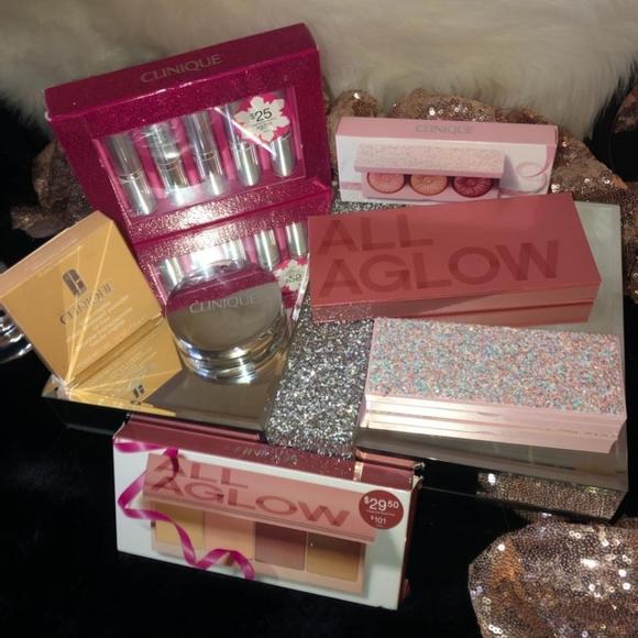Clinique Makeup Gift Set Bundle Poshmark